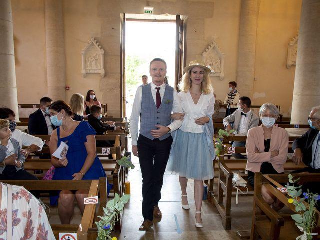 Le mariage de Pierre et Lucile à Bazancourt, Marne 32