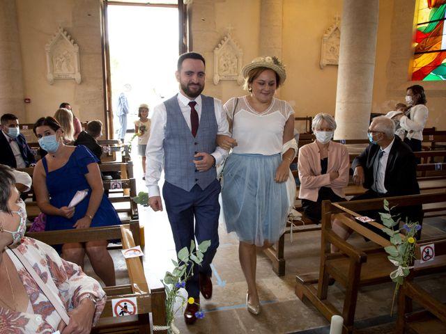 Le mariage de Pierre et Lucile à Bazancourt, Marne 33