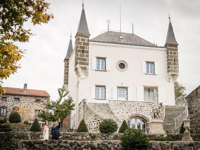 Le mariage de Dan et Marlène à Saint-Geneys-près-Saint-Paulien, Haute-Loire 3