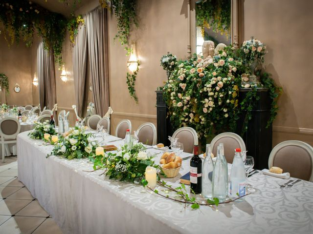 Le mariage de Dan et Marlène à Saint-Geneys-près-Saint-Paulien, Haute-Loire 4