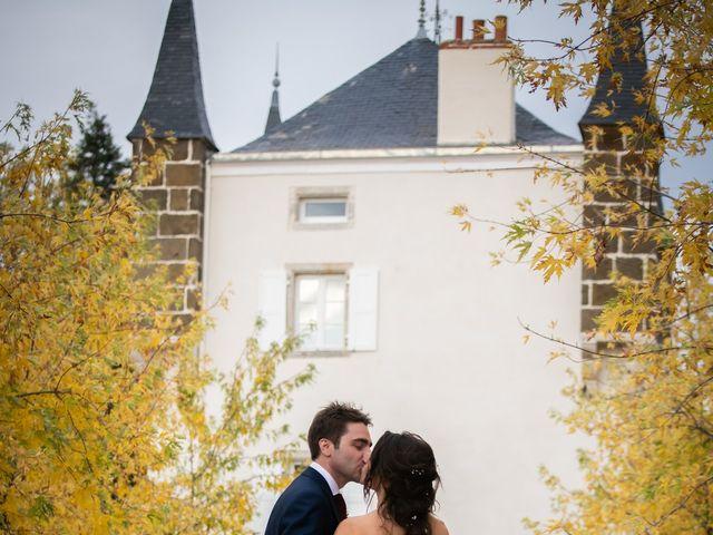 Le mariage de Dan et Marlène à Saint-Geneys-près-Saint-Paulien, Haute-Loire 7