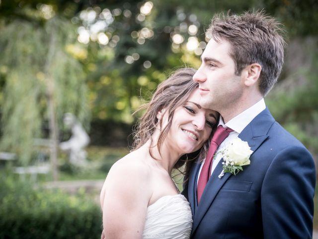 Le mariage de Marlène et Dan