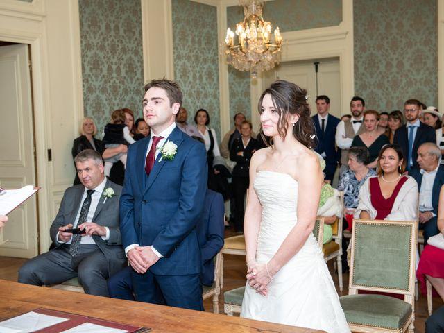 Le mariage de Dan et Marlène à Saint-Geneys-près-Saint-Paulien, Haute-Loire 11
