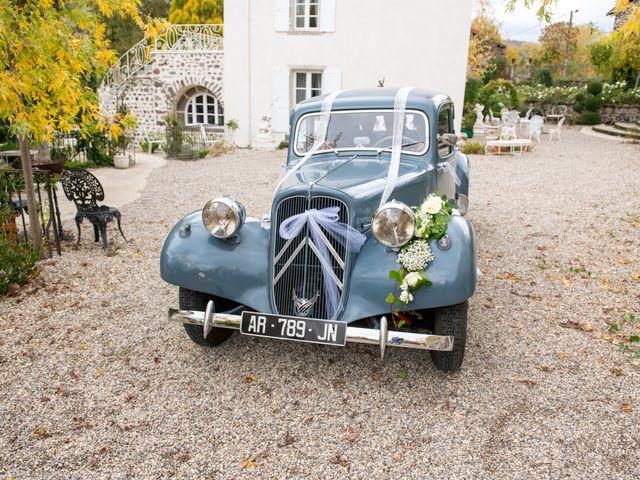 Le mariage de Dan et Marlène à Saint-Geneys-près-Saint-Paulien, Haute-Loire 12