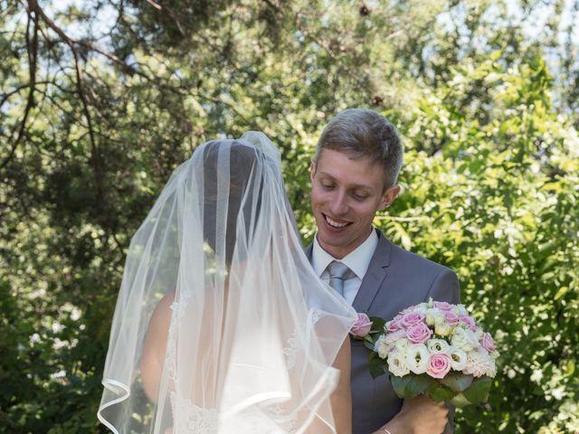 Le mariage de Yannick et Caroline à Gaillard, Haute-Savoie 11