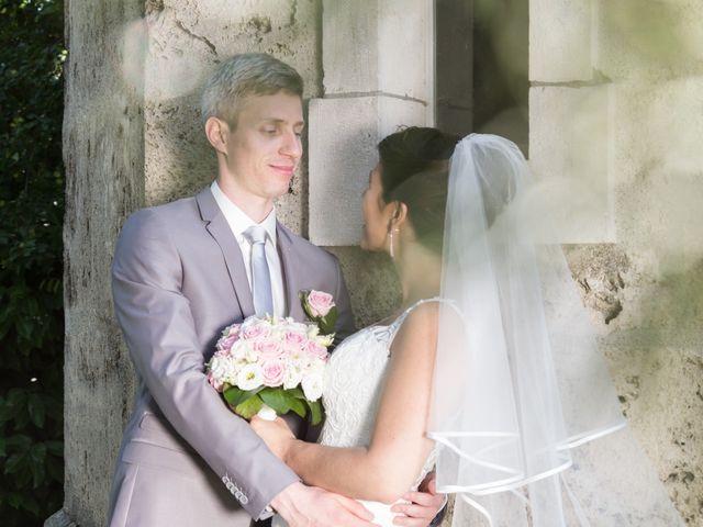 Le mariage de Yannick et Caroline à Gaillard, Haute-Savoie 13