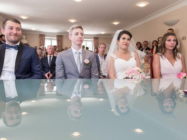 Le mariage de Yannick et Caroline à Gaillard, Haute-Savoie 17