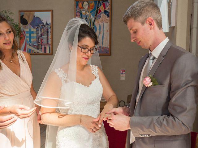 Le mariage de Yannick et Caroline à Gaillard, Haute-Savoie 21