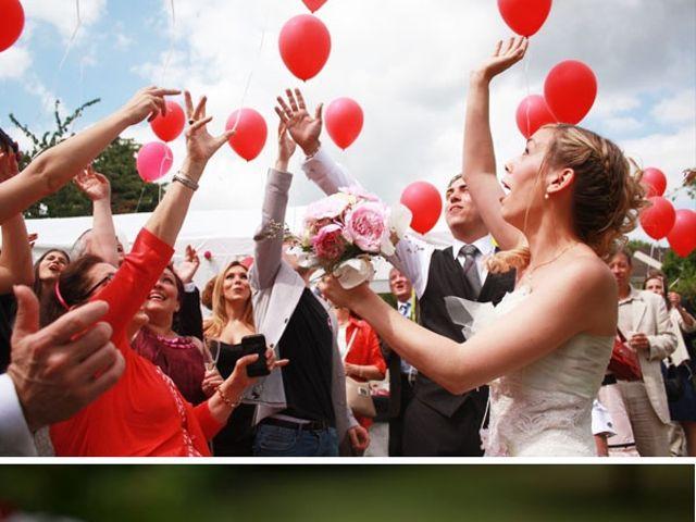 Le mariage de Marie et Cédric à Yerres, Essonne 9