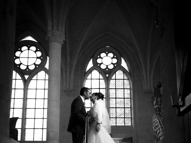 Le mariage de Johan et Esther à Soissons, Aisne 9
