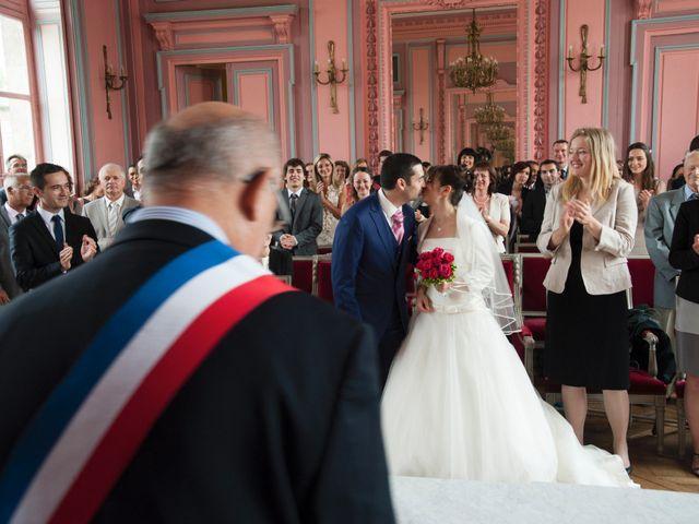 Le mariage de Johan et Esther à Soissons, Aisne 25