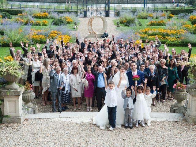 Le mariage de Johan et Esther à Soissons, Aisne 26