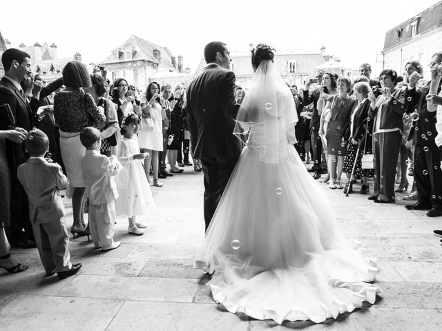 Le mariage de Johan et Esther à Soissons, Aisne 30