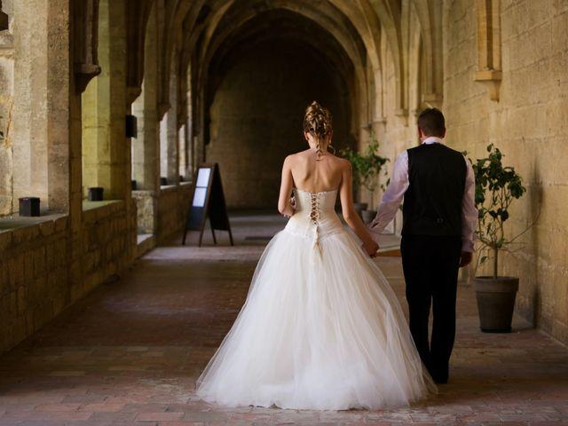 Le mariage de Manon et Damien