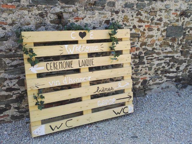 Le mariage de Eric et Caroline à Saint-Laurent-des-Autels, Maine et Loire 4