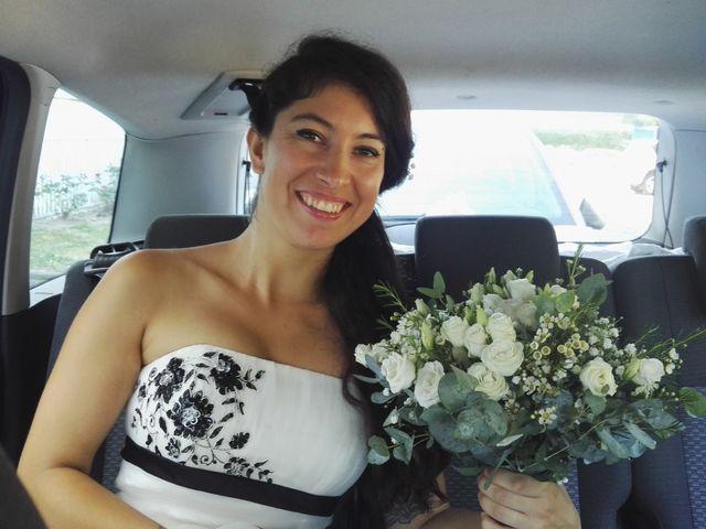 Le mariage de Eric et Caroline à Saint-Laurent-des-Autels, Maine et Loire 6