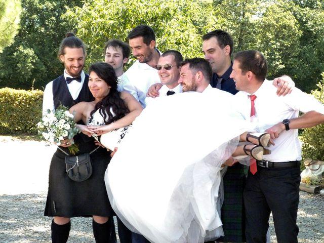 Le mariage de Eric et Caroline à Saint-Laurent-des-Autels, Maine et Loire 8