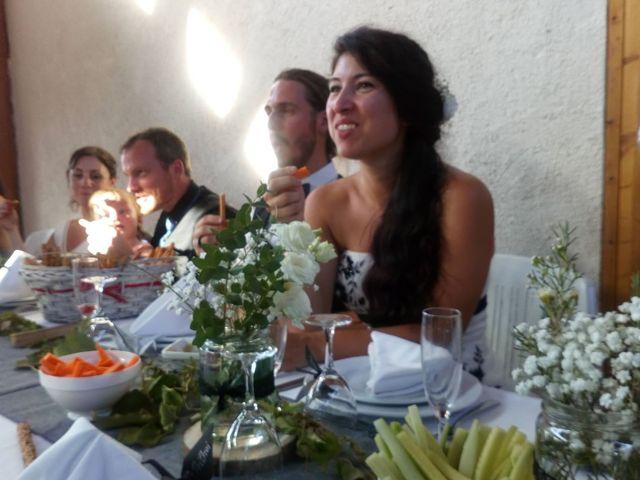 Le mariage de Eric et Caroline à Saint-Laurent-des-Autels, Maine et Loire 15