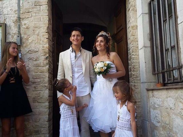 Le mariage de Sébastien et Elodie à Saint-Paul, Alpes-Maritimes 14