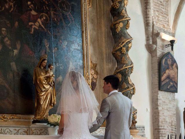 Le mariage de Sébastien et Elodie à Saint-Paul, Alpes-Maritimes 23