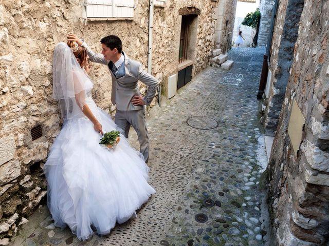 Le mariage de Sébastien et Elodie à Saint-Paul, Alpes-Maritimes 24