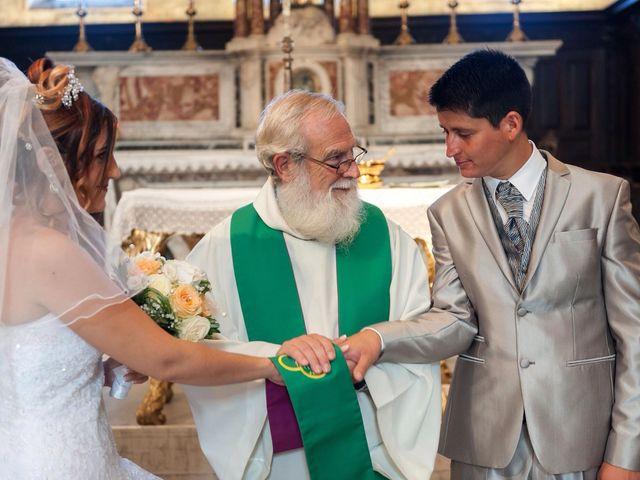 Le mariage de Sébastien et Elodie à Saint-Paul, Alpes-Maritimes 25