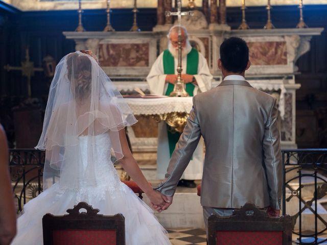 Le mariage de Sébastien et Elodie à Saint-Paul, Alpes-Maritimes 26