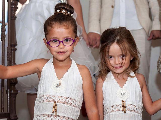 Le mariage de Sébastien et Elodie à Saint-Paul, Alpes-Maritimes 27