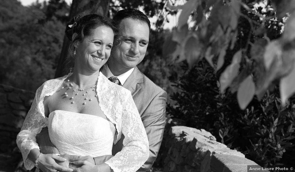 Le mariage de Mikael et Sandrine à Cournonterral, Hérault