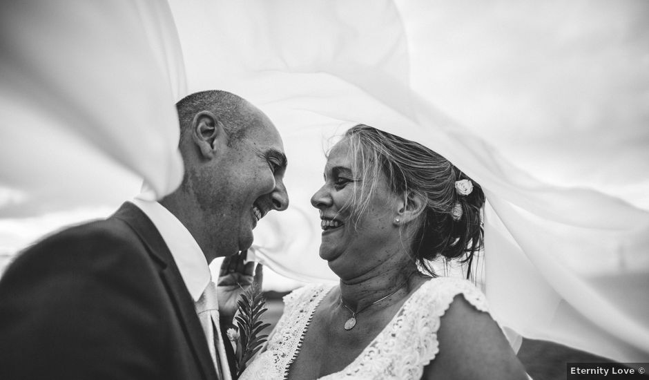 Le mariage de Erich et Severine à Saint-Maur-des-Fossés, Val-de-Marne