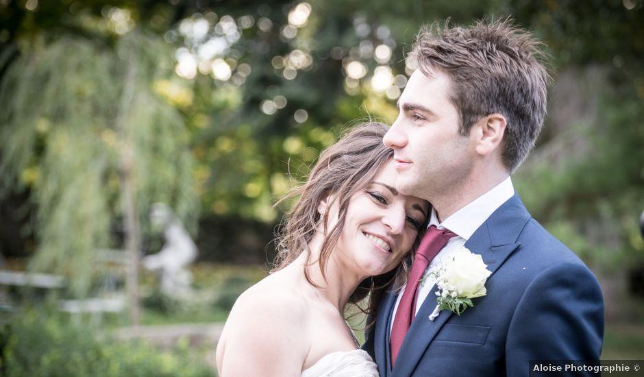 Le mariage de Dan et Marlène à Saint-Geneys-près-Saint-Paulien, Haute-Loire