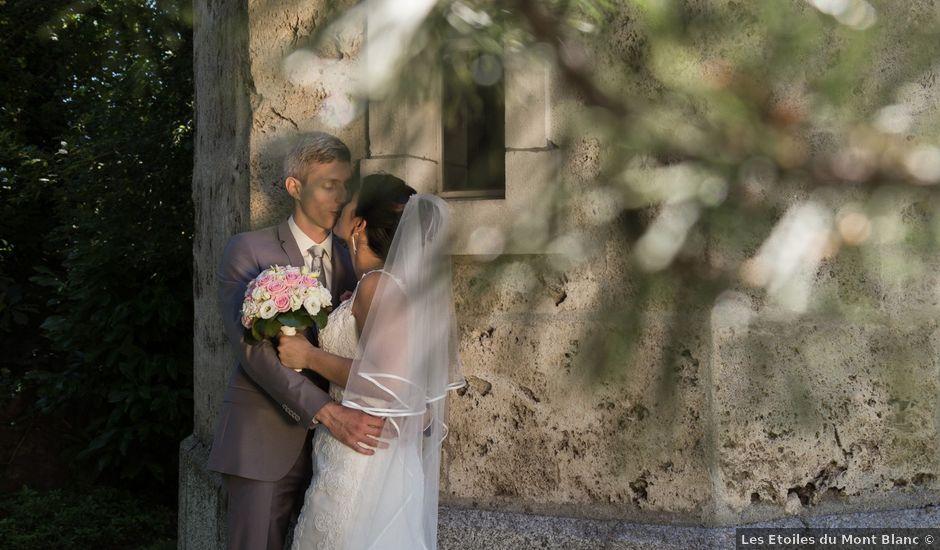 Le mariage de Yannick et Caroline à Gaillard, Haute-Savoie