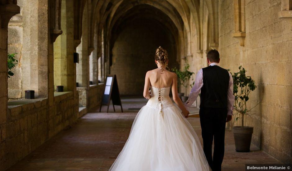Le mariage de Damien et Manon à Saint-Maximin-la-Sainte-Baume, Var