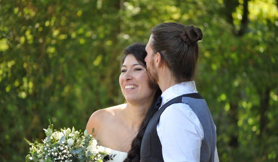 Le mariage de Eric et Caroline à Saint-Laurent-des-Autels, Maine et Loire