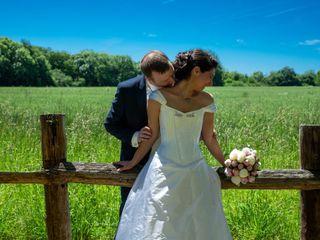 Le mariage de Rebecca et Nicolas