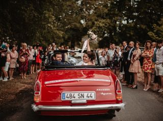Le mariage de Bernadette et Manuel