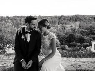 Le mariage de Marie-Ange et Jérôme