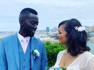 Le mariage de Sonia et Oscar