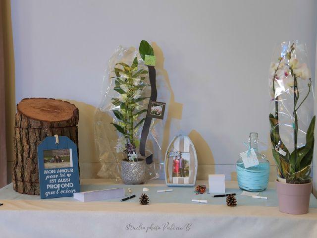 Le mariage de Aurélien  et Pamela à Commequiers, Vendée 5