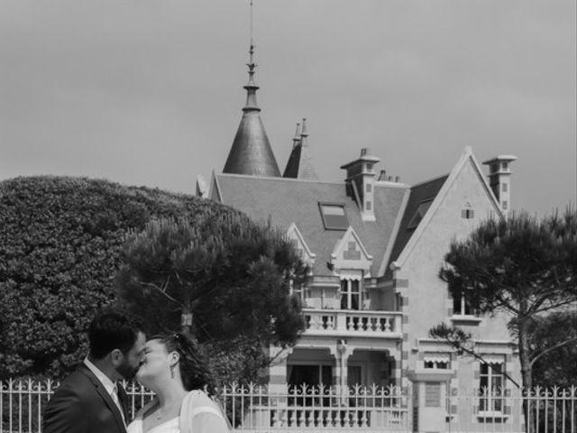 Le mariage de Aurélien  et Pamela à Commequiers, Vendée 12