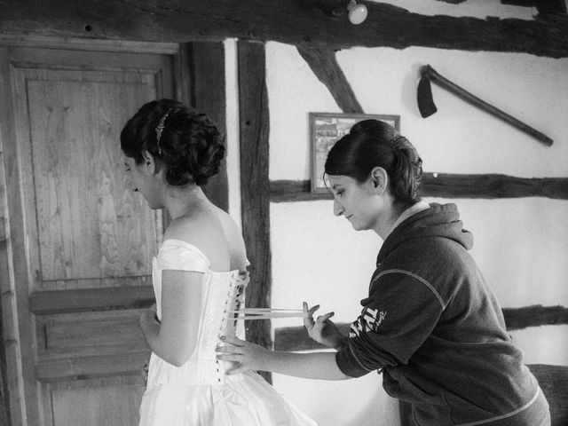Le mariage de Nicolas et Rebecca à Aubigny-sur-Nère, Cher 4