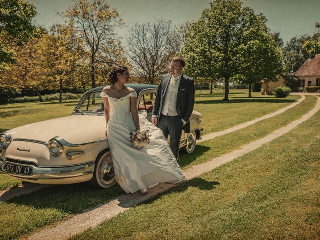 Le mariage de Nicolas et Rebecca à Aubigny-sur-Nère, Cher 12