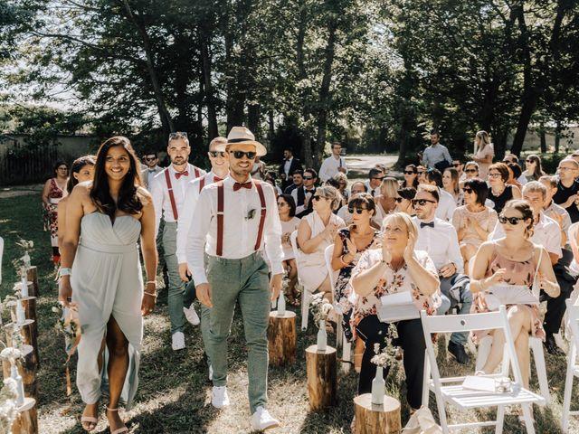Le mariage de Pierrick et Priscilla à Montluel, Ain 7