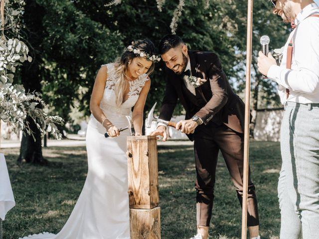 Le mariage de Pierrick et Priscilla à Montluel, Ain 14