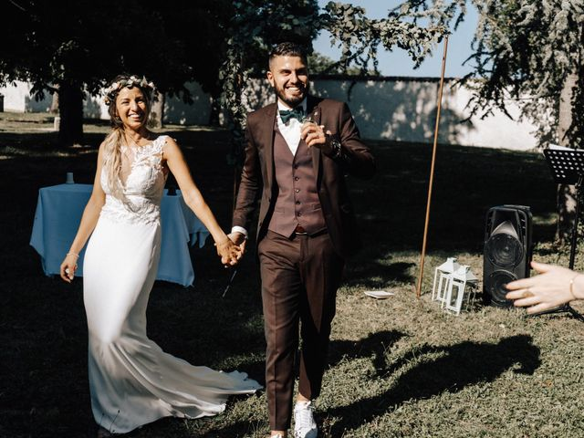 Le mariage de Pierrick et Priscilla à Montluel, Ain 16