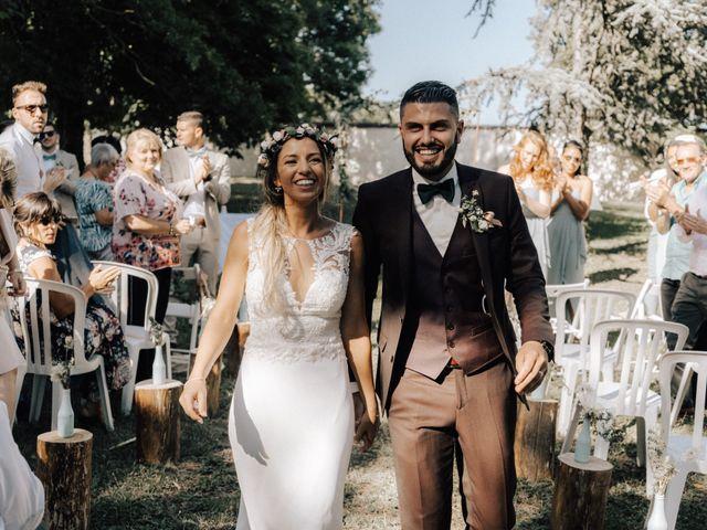 Le mariage de Pierrick et Priscilla à Montluel, Ain 17