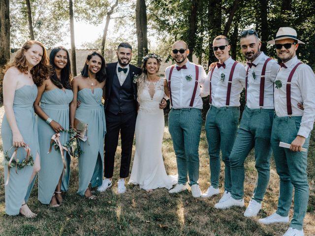 Le mariage de Pierrick et Priscilla à Montluel, Ain 18