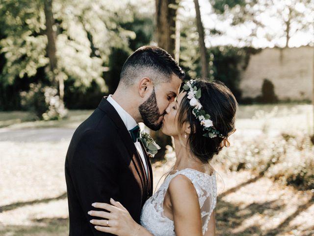 Le mariage de Pierrick et Priscilla à Montluel, Ain 20