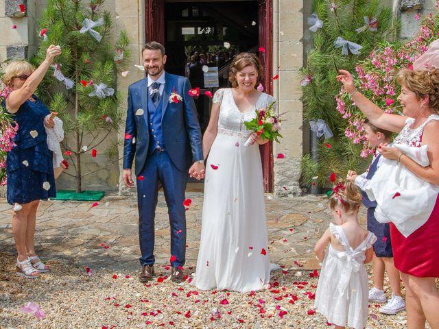 Le mariage de Alison et Damien