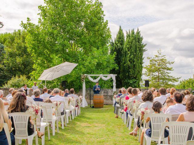 Le mariage de Damien et Alison à Archiac, Charente Maritime 2